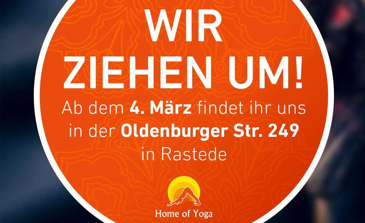 Wir ziehen um! Adieu Oldenburger Str. 215 – Hallo 249!