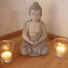 HOY BuddhaKerzen