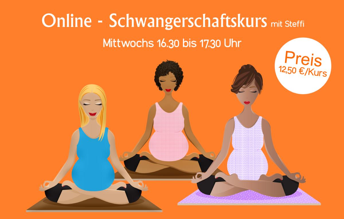 Online – Schwangerschaftskurs